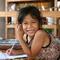 lao kislány