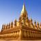 Pha That Luang, a híres fővárosi templom