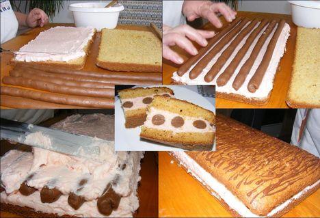 Pöttyös sütemény