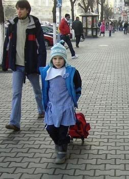 szegény gyermek