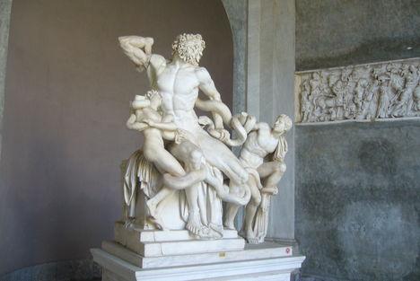 Vatikáni Múzeum, Laokoón szoborcsoport