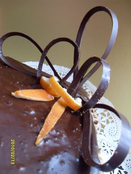 a csokidísz