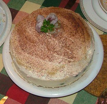 BORHABOS PISKÓTA TORTA