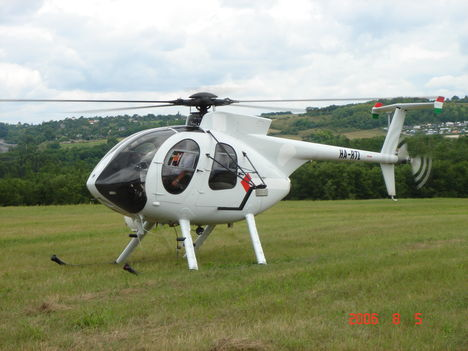 MD 500 WESCAM 1