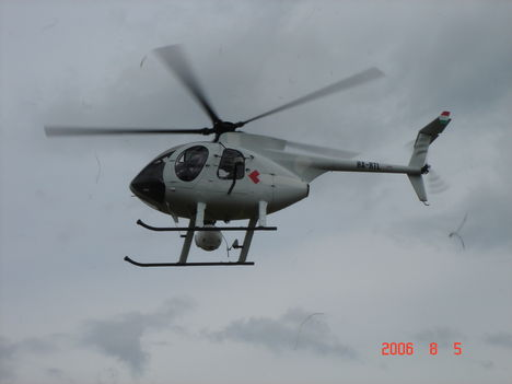 MD 500 WESCAM 2