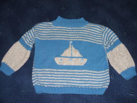 kishajós pulcsi