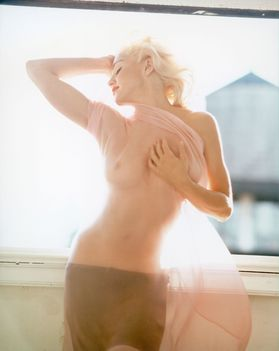 1991 - Madonna by Steven Meisel - Marylin Session -