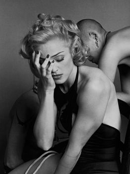 1992 - Madonna by Steven Meisel for Sex Book - Serie 01 -