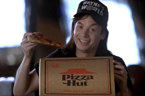 Wayne pizzája