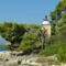 2560Latarnia morska na Solcie - Lighthouse on Solta island