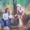 Jézus, és a samariai asszony