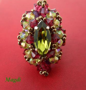 Adagio gyűrű