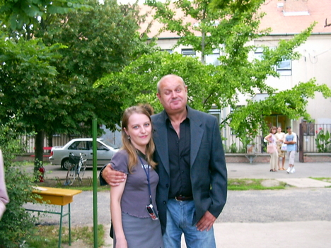 Falunap 2004 Ihos József és Dóry