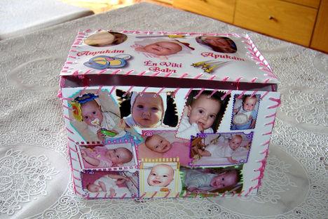 Fénykép doboz