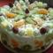 Gyumolcs-torta