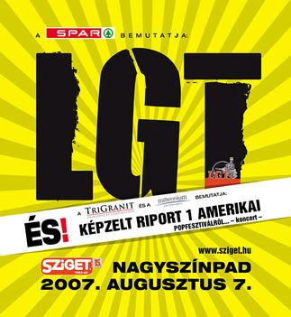 LGT- a Szigeten 2007-ben
