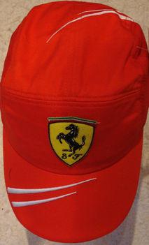 Forma 1 Ferrari csapat baseball sapka
