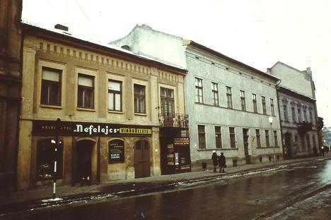 Jókai utca 7.-9 - Szeged