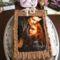 Kislányom szülinapi tortája.