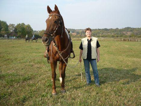 ANITA lovas kép
