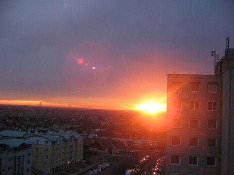 Gazdagréti naplemente