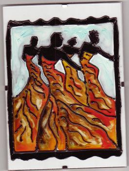 siküvegfestészet 2