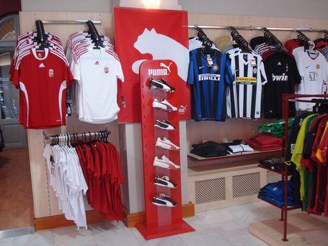 Sportmánia üzlet 2
