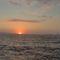 Égei tenger, naplemente