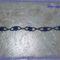 Kék csiszolt karkötő