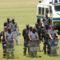 Foci VB 2010 - gyakorlatoznak a rendőrök 3