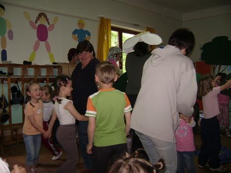 Gyermeknap a győrsövényházi iskolában és óvodában május 23-án
