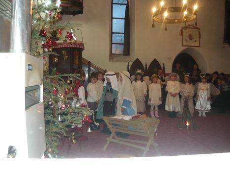 Karácsony a templomba 2009