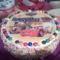 kistesóm szülinapi tortája