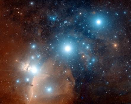 Alnitak, Alnilam, Mintaka stars
