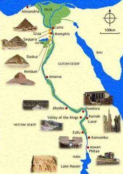 Egyiptomi térképek 5