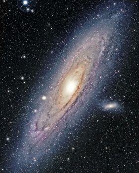 Enhanced Andromeda