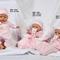 három baba