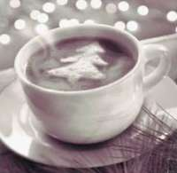 karácsonyi kávé