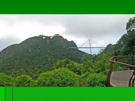 Egyoszlopos híd Malajziában  11