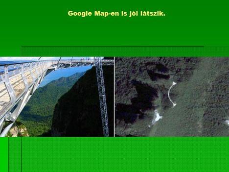 Egyoszlopos híd Malajziában  7