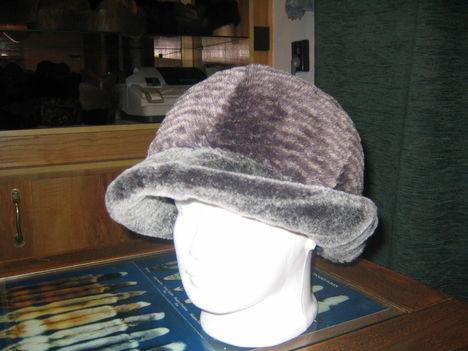 Műszőrme kalap