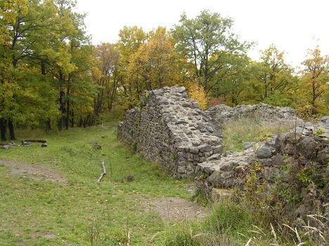 Benevár romok