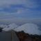 Balaton  jégtorlaszokkal.