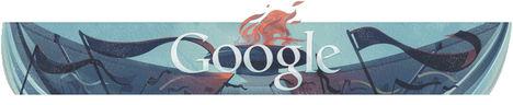google olimpiai láng