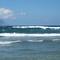 gyönyörű a tenger hullámzása is
