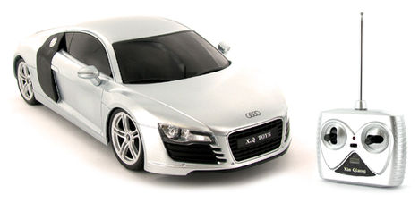 RC modell - Audi R8