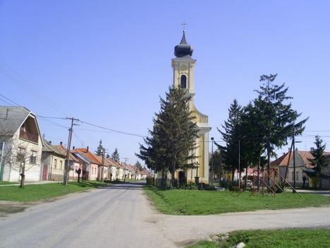 Szováti templom