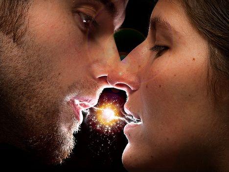 csók előtt