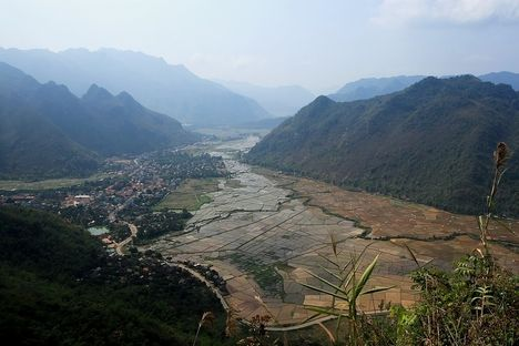 Mai Chau - Vietnám 7
