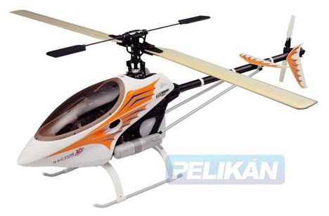RC helikopterek - a harapós raptor 30 V2
